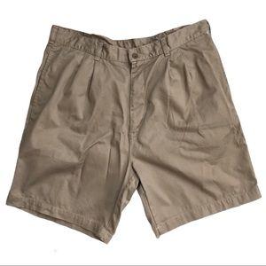 Chaps Ralph Lauren Mens Chino Cargo Shorts Size 36